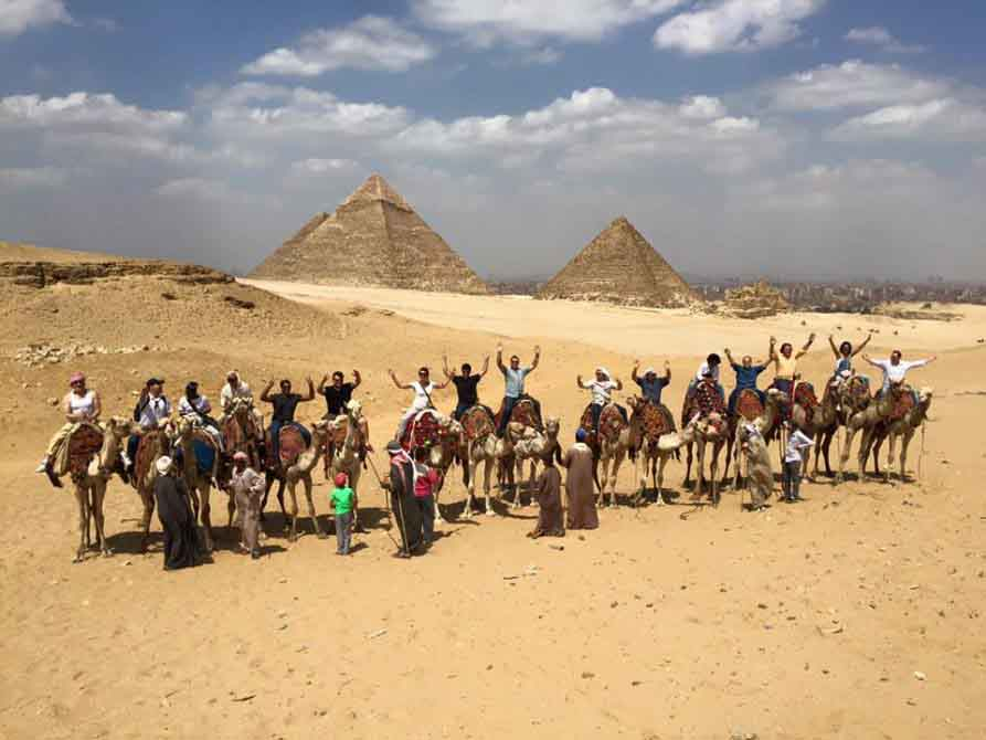 Egypt Holiday Travel Package 8 Days with Nile Cruise