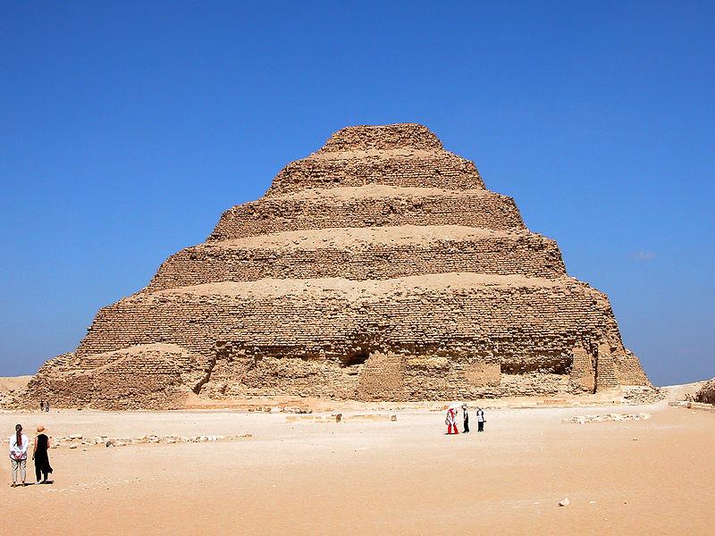 Step Pyramid - Djoser