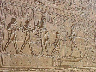 Edfu Kom Ombo Tour from Luxor