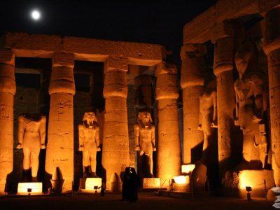 Luxor Sound Light Show