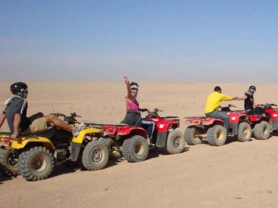 Quad Bike in Hurghada