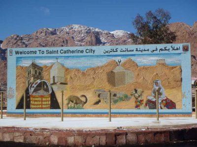 Saint Catherine Monastery Tour