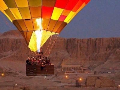 Luxor Air Balloon Excursion