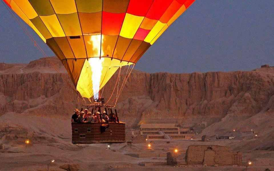 Luxor Air Balloon Excursion