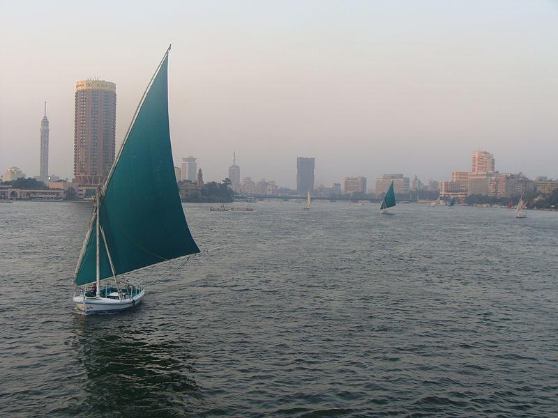 Nile Felluca trip
